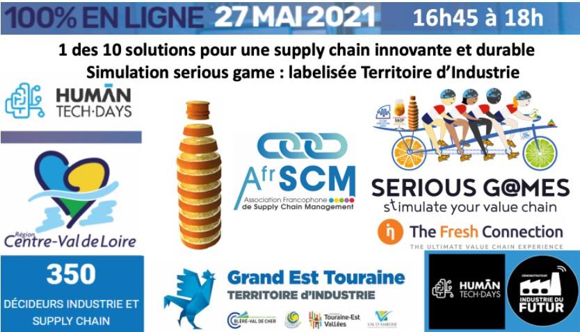 Human Tech Days Tours 27 mai 2021 AfrSCM