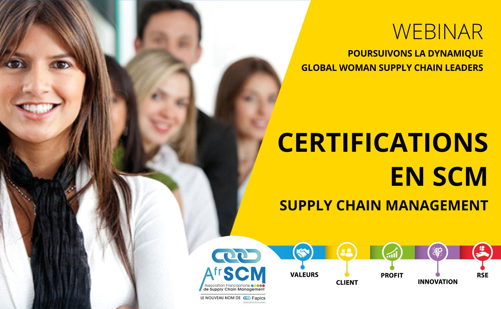 Webinar GWSCL - Certification